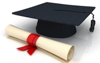 Вручення свідоцтв про базову середню освіту учням 9-их класів